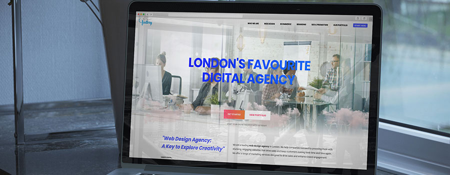 Website Design agency London | C Factory
