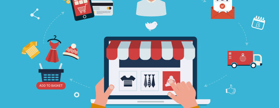 E-COMMERCE You have a plan to sell online! then start Ecommerce sites | C Factory