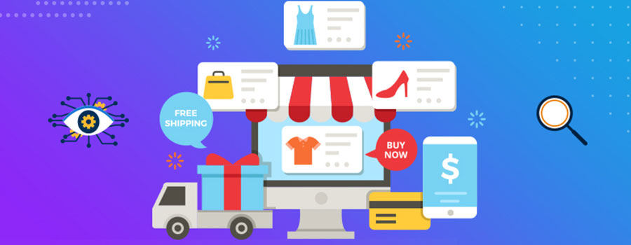 E-COMMERCE The Best & Secured solution for an Ecommerce Platform store | C Factory