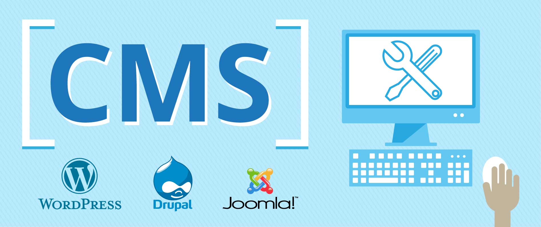 All you need is a customized CMS Website Development to work out wonders