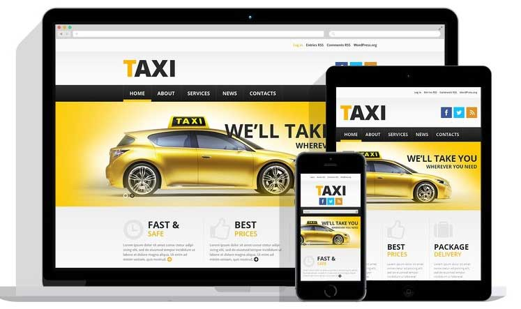 3 Features You Must Add In Taxi Website Design