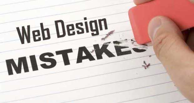 How To Save And  Overcoming The Mistake  From Bad Web Design?
