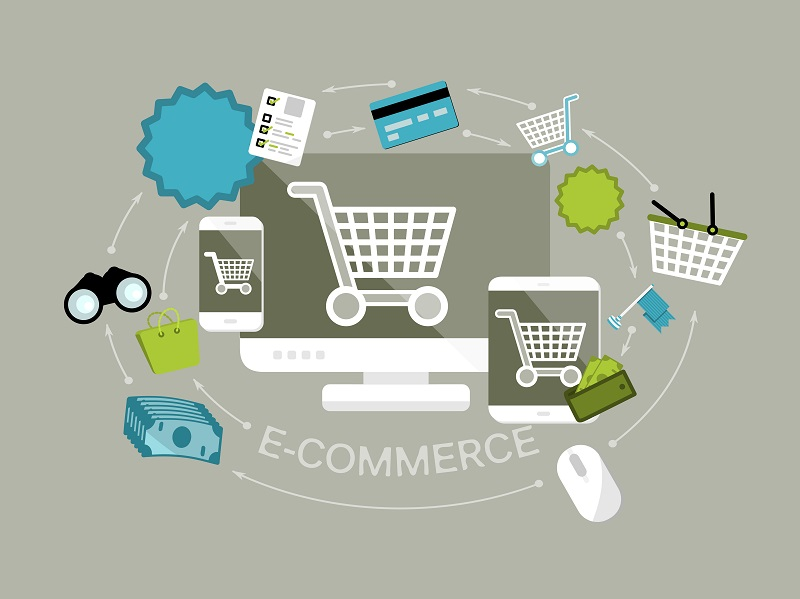 what is ecommerce site | C Factory