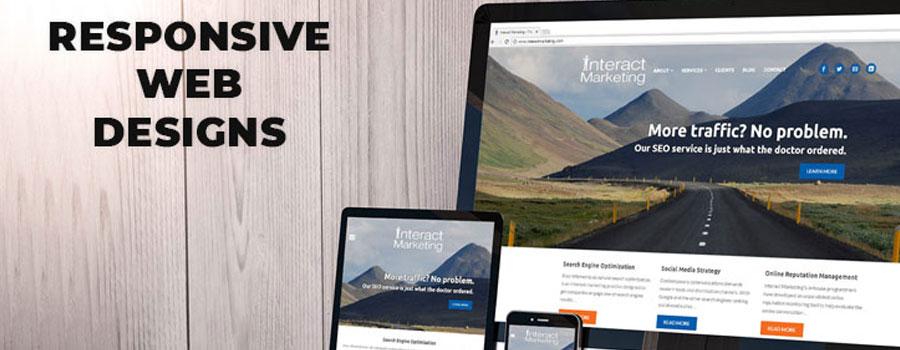 Best Responsive website design | C Factory