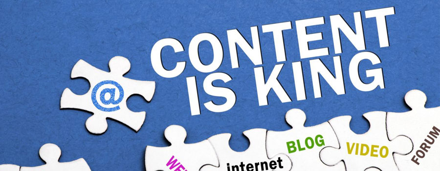 Content Is King SEO | C Factory