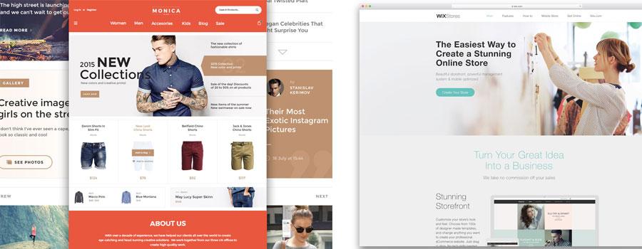 Fashion Ecommerce Website Design | C Factory