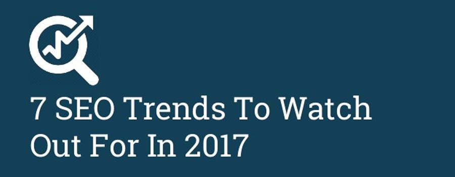 SEO Trends   C Factory
