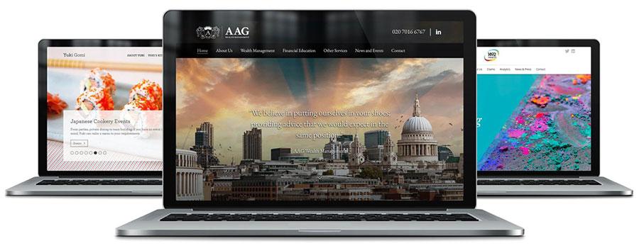 Best web design London   C Factory