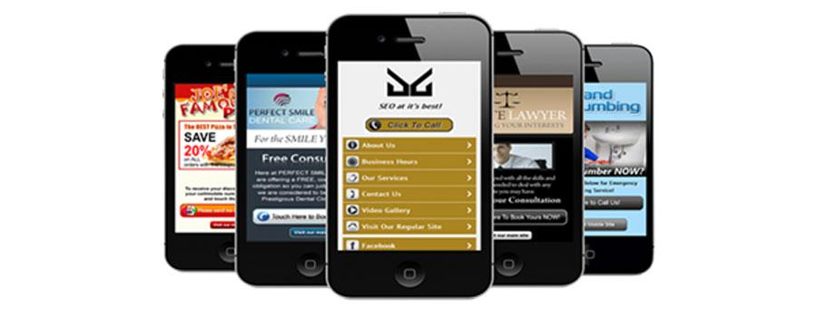 Best Mobile Web Design Services