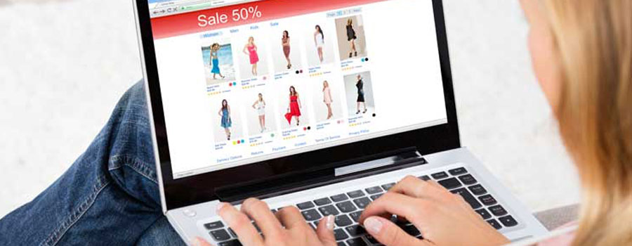 professional ecommerce website design | C Factory