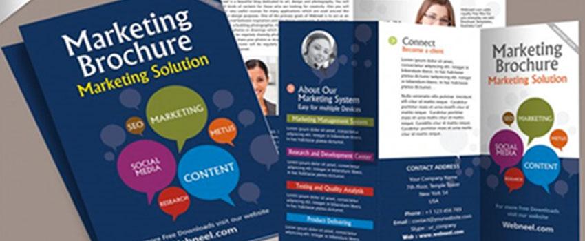 Broucher marketing | Cfactory